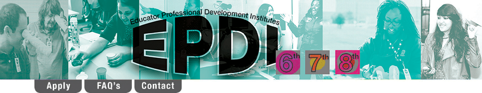 Educator Professional Development Institutes